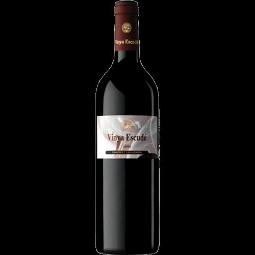 Red wine Cabernet Sauvignon D.O. Penedès Vinya Escudé