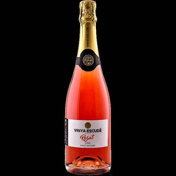 Rosé Cava Pinot Noir Vinya Escudé