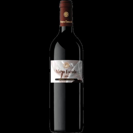 Vi negre varietal Cabernet Sauvignon Vinya Escudé