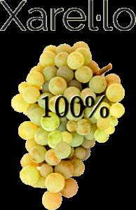 Vi blanc monovarietal Vinya Escudé elaborat amb Xarel·lo